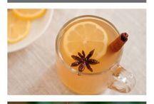 warm 'skinny' drinks