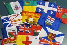 Flags / Flags of the world, provincial or just plain fun flags.