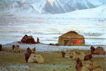orchin uyin mongol zurag