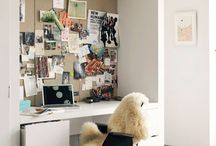 working from home: office style and organization