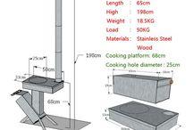 Rockrt stove