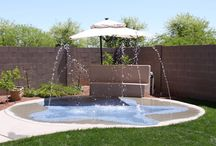 Backyard Splash Pad