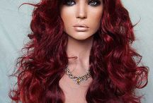 Long Wigs / Long length wigs in all colors and hair textures.