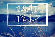 / ROAD TRIP / Road trip ravel tips I Itineraries for road trip travel