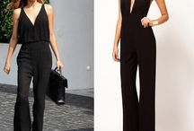 With Chic Jumpsuit