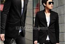 Super KECE Kalo Pake Blazer Korea Black Style