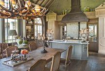 Wonderful Kitchen spaces / by Andrea Voog-Petersson