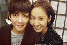 HEALER ~ Jang Woo & Min Young