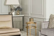 Hollywood Glamour Interiors / How to create a stunningly glamorous interior space...