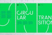 CT visual style moodboard / Circular Transitions