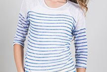 new arrivals {march} / by DownEast Basics