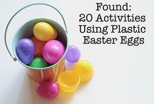 Actividades de Semana Santa/Easter