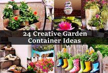 idées décor jardin