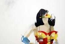 Wonder Women / Comic Book Heroines / by G.I. Jolie