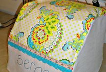 Sewing Machine Covers / by Cinda Bryant
