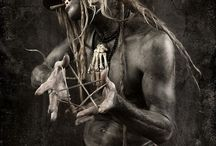 Voodoo/shamans/druids/witches