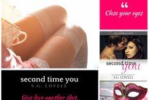 S.G. Lovell Books / Romance across genres.