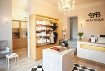 Boutique Bielizny / Nasze salony