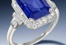 All Things Sapphire / Sapphire Jewellery of all shapes and sizes