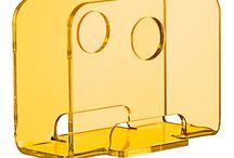 Portatovaglioli in plexiglass Polyphemus Kitchen – LuceSolida / Un accessorio che non può proprio mancare sulla tavola! Dal design moderno e deciso è minimal e al tempo stessostiloso.