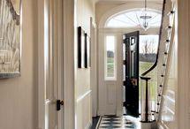 Entrance Halls. Cherry's Favourite Entrances.
