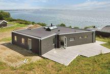 Dänemark Westküste Traumhäuser