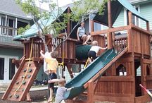 forts for play ground