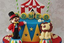 sirkus kake