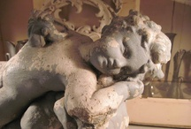 Statuary & Urns / by Faded Charm