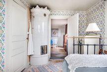 Sovrum och gästrum
