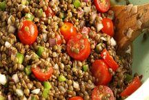 Συνταγές όσπρια / Εβδομαδιαίο προγραμμα φαγητού