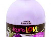 Body care- Korolove / Intensywny i soczysty kolor mydeł KoroLOVE odzwierciedla silnie owocowy zapach zamknięty w wygodnych opakowaniach z dozownikiem. Mydła z tej serii stosowane mogą być zarówno do mycia rąk, jak i całego ciała, pozostawiając ekscytujący zapach na długo. Umiejętnie dobrane składniki pielęgnujące i nawilżające doskonale uzupełniają odżywcze właściwości mydeł KoroLOVE, zapewniając optymalną i prawidłową pielęgnację skóry.