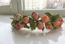 Мои работы / Мои работы выполнены из фоамирана и не только))) я ещё печь люблю  меня легко найти #фоамксю . Работаю с детьми, люблю их и Цветы! А ещё кофе и свободное время для творчества.