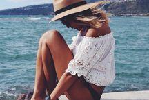 summer clothing & swimwear