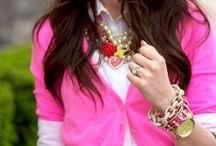 Think Pink / by Emily Collins