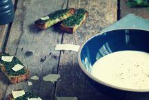 Veloutes, Soupes et potages