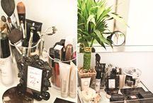 Momma's corner / Make ups, purse, clothes and etc...