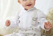 christening boy outfits