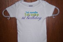 1st bday ideas / by Nicole Caramadre