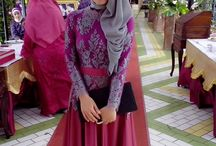 Brokat Full long Dress