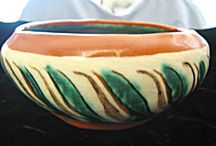 Red & Yellow Ware / Vintage & Antique Red & Yellow Ware / by More Than McCoy