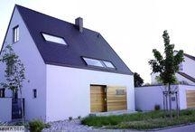 huizen / verschillende soort architectuur