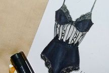 Fashion illistrations