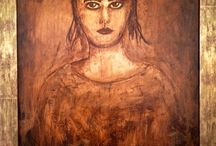 My Paintings / Oil and acrylic Paintings on Canvas