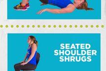 Exercícios alongamento