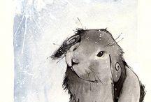 Bunnies, Rabbits und Plüschpopos / Alles was hoppelt....