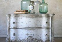 Dresser Ideas / by Kristin Beall