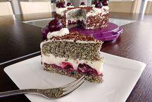 recepty torty / nové torty nevyskúšané +nápady na výzdobu