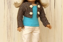 Cropped Jacket for dolls