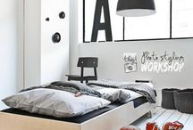 *TEEN BOY BEDROOM DECO*